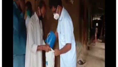 Photo of কোলাঘাট ব্লক কৃষি দফতরের উদ্যোগে বৃন্দাবনচক অঞ্চলে কৃষকদের ধান বীজ দেওয়া হল