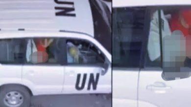 Photo of গাড়িতে যৌনতায় লিপ্ত দুই আধিকারিক, ভাইরালে লজ্জায় UNO
