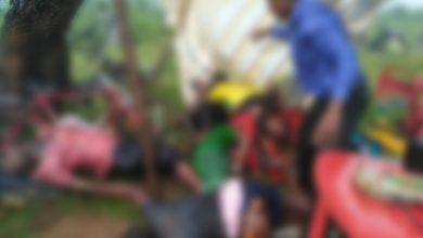 Photo of বাঘমুন্ডিতে ফুটবল মাঠে বাজ পড়ে মৃত ২, আহত ১৬