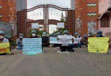 Photo of ধোঁয়াশায় ভবিষ্যৎ! GBU এর বিরুদ্ধে সরব পড়ুয়ারা