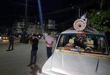 Photo of কাকদ্বীপে করোনার থাবা, পুলিশের পক্ষ থেকে প্রচার ও নাকা চেকিং চলছে