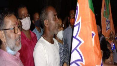 Photo of বাঙালবাড়িতে বিভিন্ন রাজনৈতিক দল ছেড়ে বিজেপিতে যোগদান