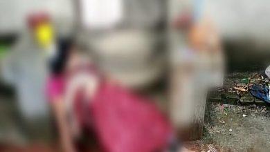 Photo of প্রকাশ্য দিবালোকে বারুইপুরে এক মহিলাকে কুপিয়ে খুন