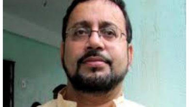 Photo of করোনা আক্রান্ত পুরসভার পৌর প্রশাসক মন্ডলের সদস্য অতীন ঘোষ