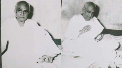 Photo of শিশুর মতো ছিলেন, প্রয়াণ দিবসে স্মৃতিচারণ নজরুলের ফোটোগ্রাফার শেখর তরফদারের