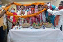 Photo of কৃষাণ মোর্চার রাজ্য সভাপতিকে মালদায় কৃষকদের সংবর্ধনা