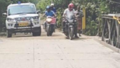 Photo of নব নির্মিত ফোল্ডেড ব্রিজের উদ্বোধনের পরেই চালু হল হাঁসখালি-বাদকুল্লা সড়ক পরিষেবা