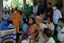 Photo of মতুয়া দলপতিদের নিয়ে দত্তপুলিয়ায় বিশেষ বৈঠক বিধায়ক সমীর কুমার পোদ্দারের