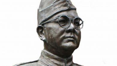 Photo of লালকেল্লার সামনে নেতাজির মূর্তির দাবি এআইএলএএফ-র