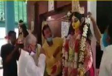 Photo of বিধায়ক পুন্ডরীকাক্ষ সাহার উদ্দোগে অভিনব বিজয়া সম্মিলনী নবদ্বীপে