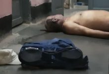 Photo of রেল কোয়ার্টার থেকে উদ্ধার রেলকর্মীর মৃতদেহ, মুখ ও মাথা রক্তের দাগ