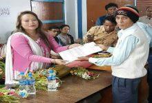 Photo of নিজ জমি প্রকল্পে ১০৭ জনকে পাট্টা প্রদান