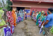Photo of 'অন্য পুজো'তে মাতল রামনগরের একতীর্থ