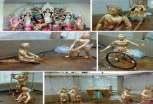 Photo of করোনা আবহেও থিমকে ভিত্তি করে মন্ডপ সাজিয়েছে রাধানগর সার্বজনীন পুজো কমিটি