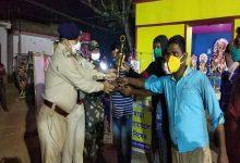 Photo of বেলিয়াবেড়া থানার পুলিশের উদ্যোগে দুটি পুজো কমিটিকে শারদ সম্মান প্রদান