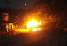 Photo of কাটোয়ায় চায়ের দোকানের গ্যাস সিলিন্ডারে আগুন, দগ্ধ হয়ে মৃত্যু দোকান মালিকের