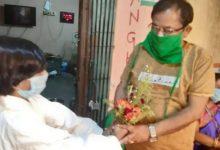 Photo of বিধায়ক সমীর কুমার পোদ্দারকে বগুলাবাসীর 'শারদীয়া সংবর্ধনা'