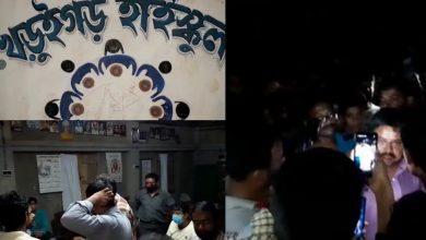 Photo of স্কুল শিক্ষকের বিরুদ্ধের জ্বালানি কাঠ পাচারের অভিযোগ, বিক্ষোভে শামিল গ্রামবাসীরা