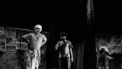 Photo of কুন্তল মুখোপাধ্যায়ের লেখা রাজনৈতিক নাটক 'জননেতা' উপস্থাপিত হল বসিরহাটে