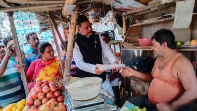 Photo of হাড়োয়ায় গৃহসম্পর্ক অভিযানের মধ্য দিয়ে শুরু হল বিজেপির ভোট প্রচার