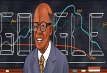 Photo of নোবেলজয়ী কৃষ্ণাঙ্গ অর্থনীতিবিদ আর্থার লিউইসকে সম্মান গুগল-ডুডলের